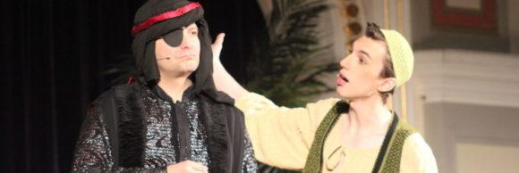 "Theater Akzent ""Aladin"""